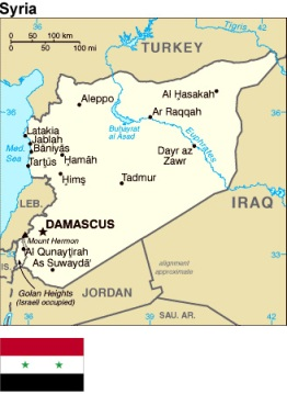 map_syria